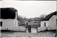 1976 village scene, Mamre, West Coast